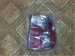 Фонарь (задний) Chevrolet Equinox 2005-2009, левый