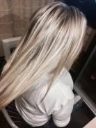 Мелирование, окрашивание, колорирование волос.