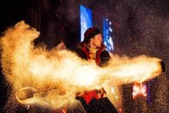 Жаркое огненное шоу для холодного времени года. Центр, частное лицо, 62 кв.м.