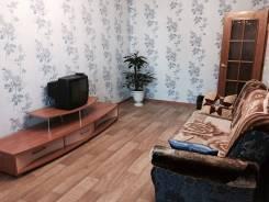 2-комнатная, 80 км от Хабаровска. Хор, агентство, 42 кв.м.