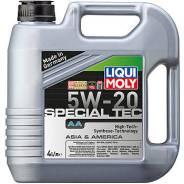 Liqui Moly Special Tec. Вязкость 5W-20, синтетическое