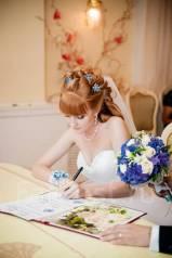 Прически к свадьбе, торжеству