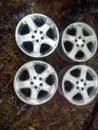 Продам литые диски R16. x16, 5x100.00