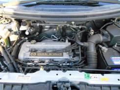 Двигатель в сборе. Mazda MPV, LW3W Двигатель L3