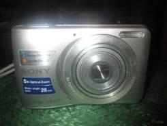 Sony Cyber-shot DSC-S5000. 10 - 14.9 Мп, зум: 5х