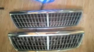 Решетка радиатора. Nissan Laurel, GCC35, SC35, GC35, HC35, GNC35 Двигатель RB25DET