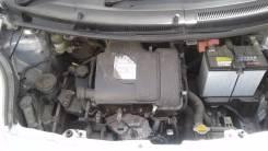Двигатель в сборе. Toyota: Passo, iQ, Vitz, Aygo, Tank, Belta, Yaris, Roomy Двигатель 1KRFE