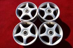 Bridgestone Toprun. 6.5x15, 5x100.00, 5x114.30, ET48, ЦО 73,0мм.