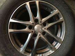 "Продам комплект зимних колес на ""15"" литых дисках. x15 5x114.30. Под заказ"