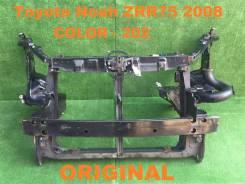 Рамка радиатора. Toyota Voxy, ZRR70, ZRR75 Toyota Noah, ZRR75, ZRR70 Двигатели: 3ZRFAE, 3ZRFE