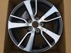 Toyota. 7.0x17, 5x114.30, ET39, ЦО 114,3мм.