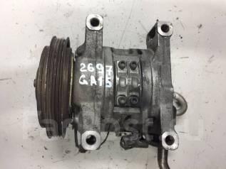 Компрессор кондиционера. Nissan: Lucino, Sunny, AD, Sunny California, Wingroad, Presea Двигатели: GA13DE, GA15DE, GA16DE, GA15DS, GA13DS, CD20, SR18DE