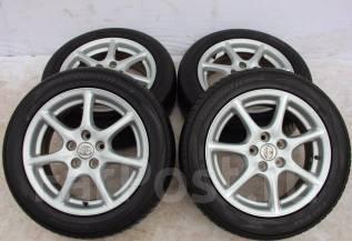 Колёса с шинами =Toyota= R17! 2014 год! 6 мм! (№ 60471). 6.5x17 5x114.30 ET50