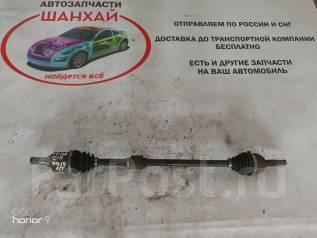 Привод. Nissan: Tiida, Bluebird Sylphy, Wingroad, Tiida Latio, Note Двигатель HR15DE