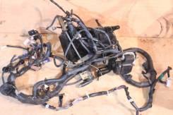 Проводка под радиатор. Toyota Camry, ACV30 Двигатель 2AZFE