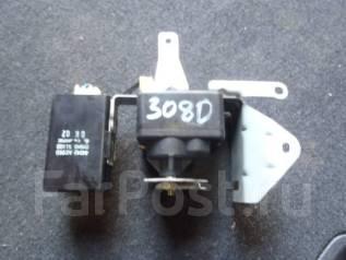 Заслонка в глушитель. Subaru Legacy B4, BE5 Двигатель EJ20