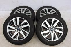 Колёса с шинами =Subaru= R16! 2016 год! Свежак! (№ 62389). 6.5x16 5x100.00 ET48