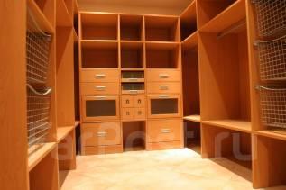 Шкафы-купе, гардеробные комнаты на заказ !