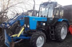 МТЗ 82.1. Трактор МТЗ-82.1 2015г., 4 750 куб. см.
