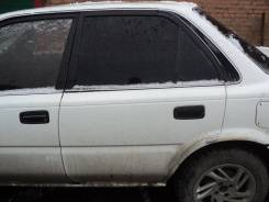 Дверь задняя левая Toyota Corolla AE91