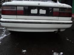 Задний бампер Toyota Corolla AE91