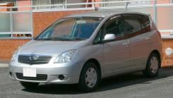 Toyota Corolla Spacio. ZZE124, 1ZZ