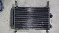 Радиатор кондиционера. Mitsubishi Pajero Mini, H58A