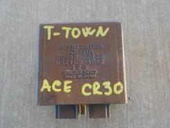 Блок управления стеклоочистителем. Toyota: Cressida, Town Ace, Master Ace Surf, Mark II, Cresta, Chaser Двигатели: 1GE, 1GFE, 1GGE, 21R, 22R, 2L, 2LT...