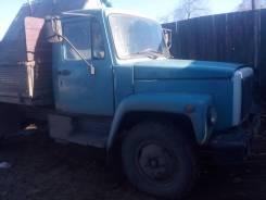 ГАЗ 3307. , 2 700 куб. см., 4 500 кг.