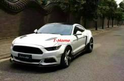 Обвес кузова аэродинамический. Ford Mustang, S550. Под заказ