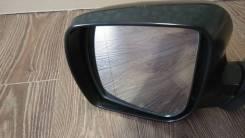Зеркало заднего вида боковое. Subaru Forester, SH5, SH Двигатели: EJ20, EJ204, EJ25