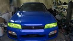 Nissan Skyline. HR33, RB20