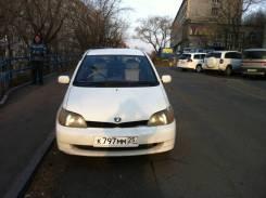 Toyota Platz. механика, 4wd, 1.3 (88 л.с.), бензин, 171 тыс. км