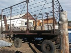 2ПТС4-арба, 1985. Прицеп арба, 4 000 кг.