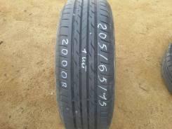 Bridgestone Nextry Ecopia. Летние, 2014 год, износ: 10%, 1 шт