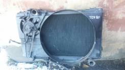 Радиатор охлаждения двигателя. Toyota Mark II, JZX81