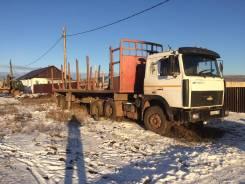 МАЗ. Продаётся тягач с полуприцепом , 12 000 куб. см., 40 000 кг.