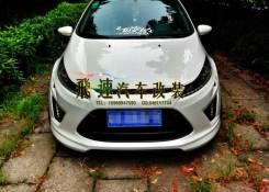 Обвес кузова аэродинамический. Ford Fiesta, CB1. Под заказ