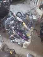 Двигатель в сборе. Mitsubishi eK-Wagon, B11W Mitsubishi eK Space Mitsubishi ek Custom, B11W Mitsubishi i Двигатель 3B20