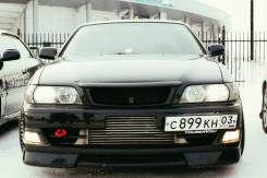Обвес кузова аэродинамический. Toyota Chaser, GX100, LX100, SX100, JZX100 Двигатели: 1GFE, 4SFE, 1JZGE, 2LTE, 1JZGTE