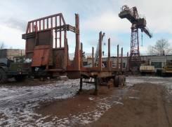 94, 2008. Продам лесовозный полуприцеп, 30 000 кг.