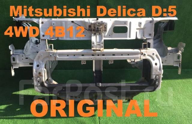 Рамка радиатора. Mitsubishi Delica D:5, CV5W Mitsubishi Delica, CV5W Двигатель 4B12