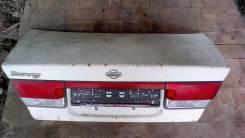 Крышка багажника. Nissan Sunny, FB15