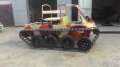 Самодельная модель. Самодельный гусеничный вездеход, 1 500 куб. см., 500 кг., 650,00кг.