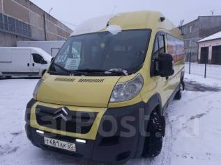 Citroen Jumper. 2013, 2 200 куб. см., 18 мест