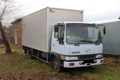 Hino Ranger. HINO Ranger фургон, 5 300 куб. см., 3 500 кг.