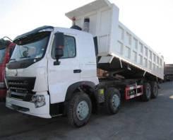 Howo A7. Самосвал 8x4, 9 726 куб. см., 35 000 кг. Под заказ