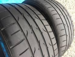 Dunlop Direzza DZ102. Летние, 2014 год, износ: 20%, 2 шт