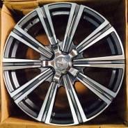 Lexus. 8.5/9.5x20, 5x150.00, ET48/45, ЦО 110,0мм. Под заказ