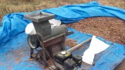 Оборудование для переработки шишки и ореха.